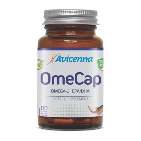 AVICENNA | ОмеКап, (80 капсул)