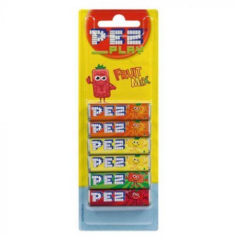 Леденцы PEZ Fruit Mix