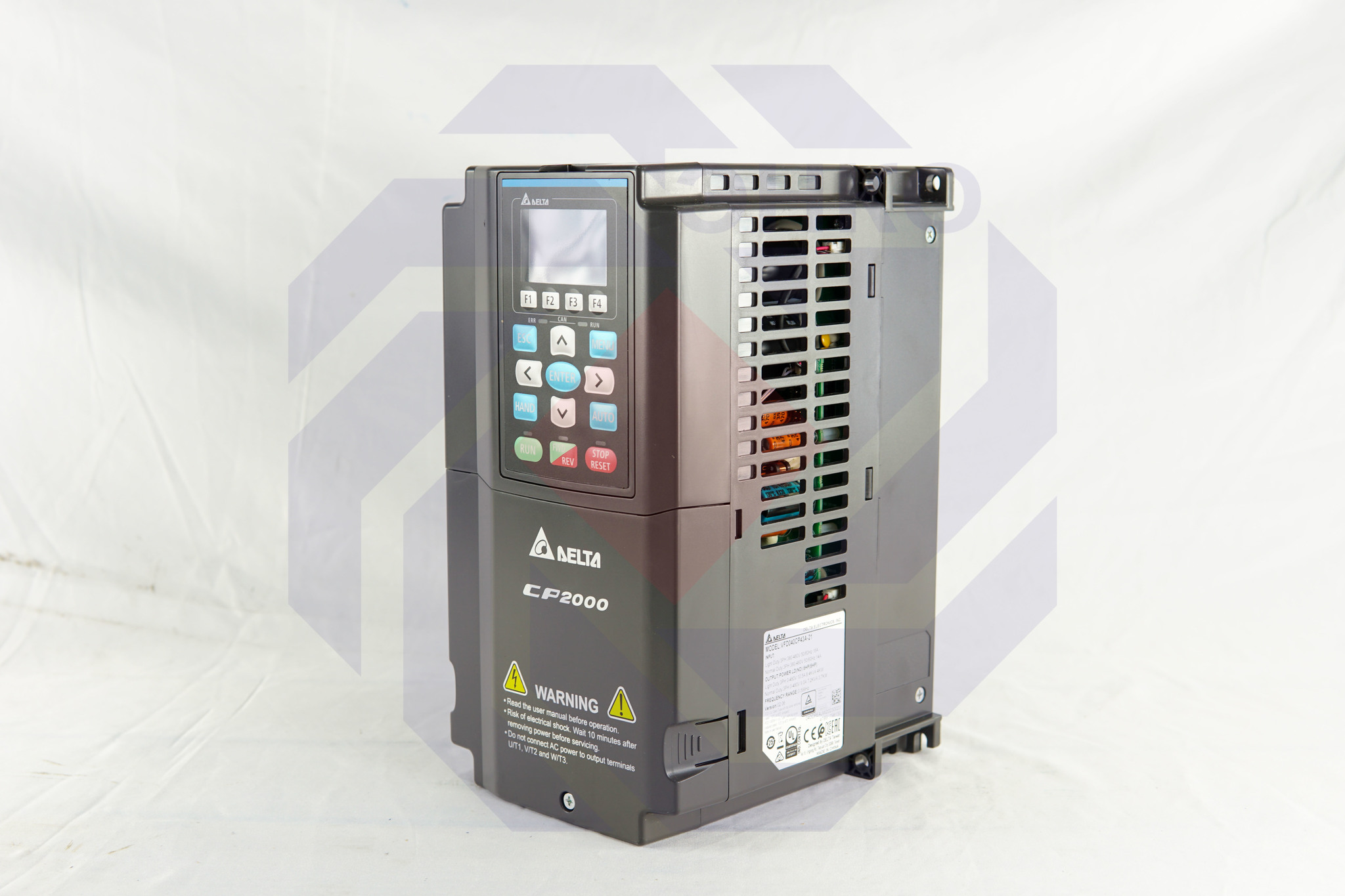 Преобразователь частоты DELTA CP2000 4 кВт