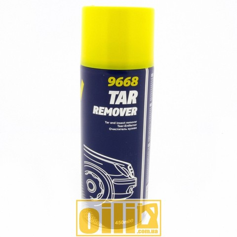 Mannol 9668 TAR REMOVER 450мл