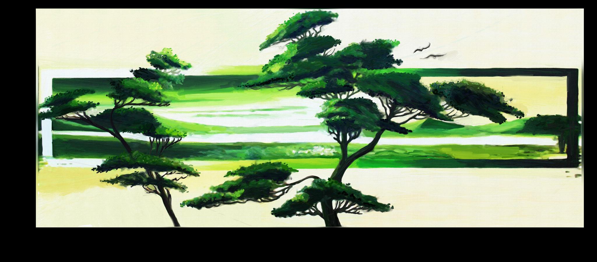 """Постеры Постер """"Зеленая Африка"""" п43.png"""