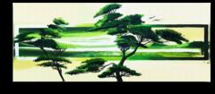 "Постер ""Зеленая Африка"""