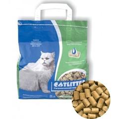 Наполнитель для кошачьего туалета, Catlitter, древесные гранулы