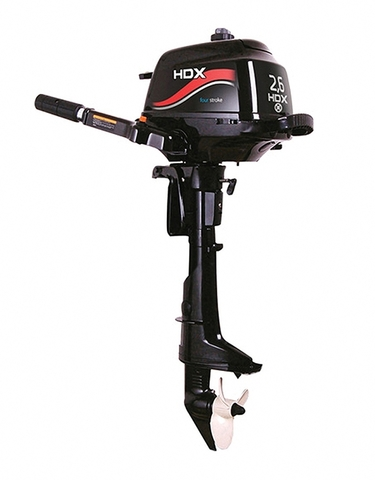 Лодочный мотор 4-х тактный HDX F 3,5 BML-E