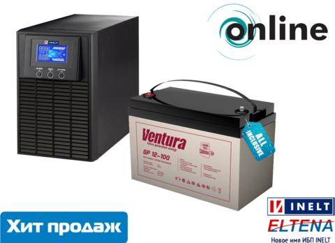 Комплект MONOLITH E1000LT-12V+GP 12-100