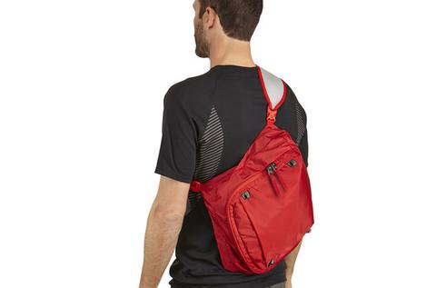 Картинка рюкзак туристический Thule Versant 70 Малиновый - 11