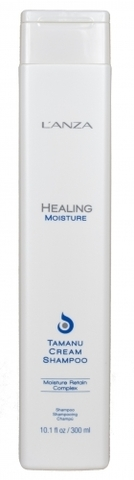 Healing Moisture Tamanu Cream Shampoo Восстанавливающий шампунь с маслом Таману 300 мл