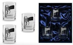 Набор стаканов для виски «Пистолет Макарова», фото 2