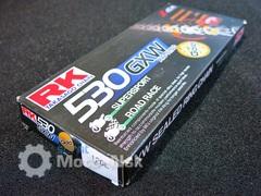 Цепь RK Japan 530 GXW 120  CLF