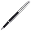Waterman Hemisphere - Deluxe Black CT, ручка-роллер, F, BL