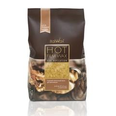 Italwax, Воск для депиляции горячий в гранулах «Натуральный», 1 кг