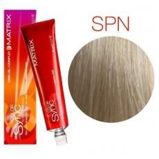 Matrix Color Sync: Sheer Pastel Neutral SPN пастельный нейтральный, крем-краска без аммиака, 90мл