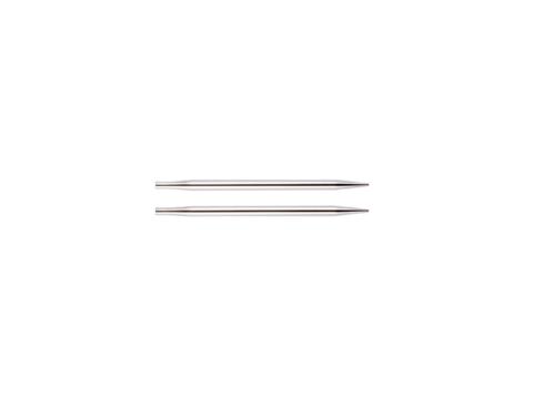 """Спицы съемные """"Nova Metal"""" 3мм для длины тросика 28-126см, KnitPro,10415"""