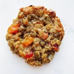 Печенье овсяное без сахара