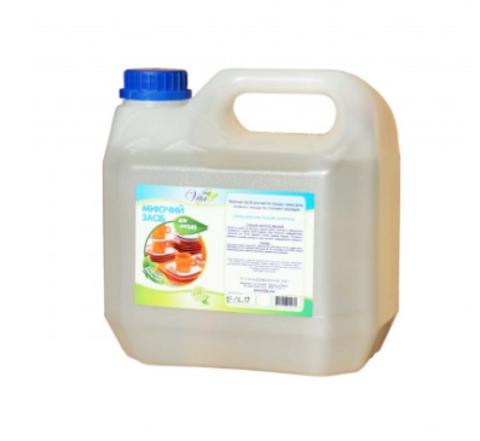 Моющее средство для посуды апельсин 3л.