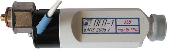 Подогреватель газовый проточный ПГП-1