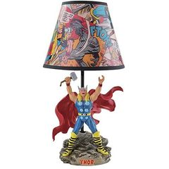 The Mighty Thor Lamp
