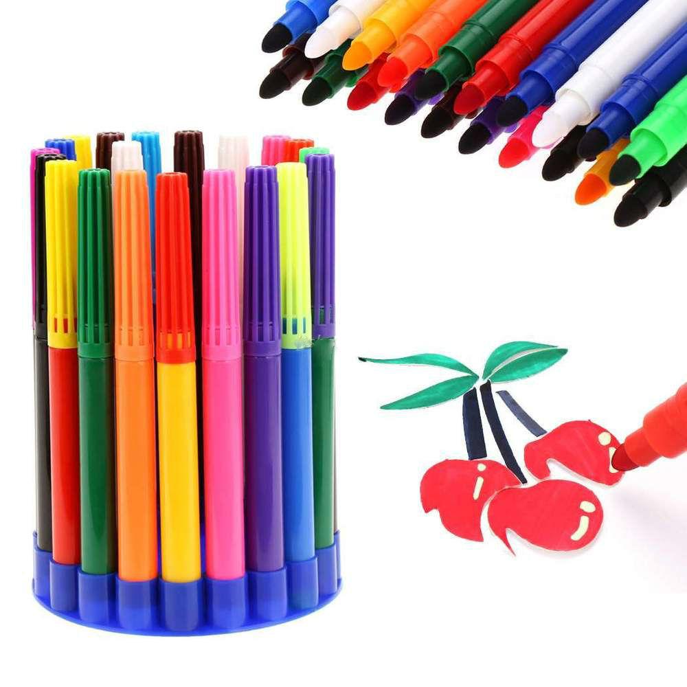 """Интересно детям Фломастеры меняющие цвет """"Magic Pen"""" aae4c2ecfa40ba528a278b42109d08fc.jpg"""