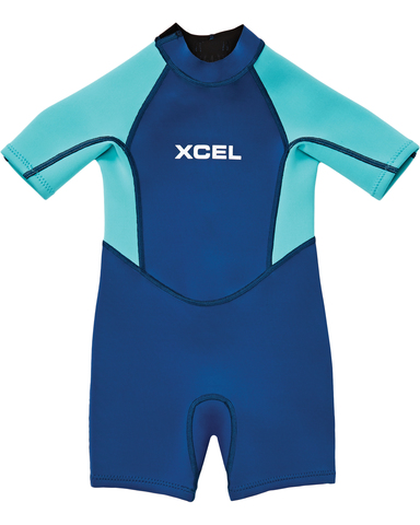 Гидрокостюм XCEL Toddlers 1 mm S/S Springsuit
