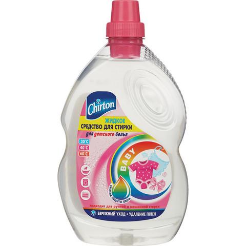 Жидкость для стирки детского белья Chirton 1.325 л