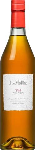 J.DE MAILLAC ARMAGNAC VS 40%