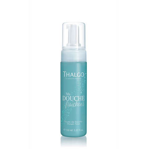 Thalgo Мой освежающий душ мусс для душа Mon Douche Fraicheur Shower Foam