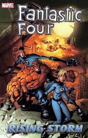 Fantastic Four, Vol 6: Rising Storm