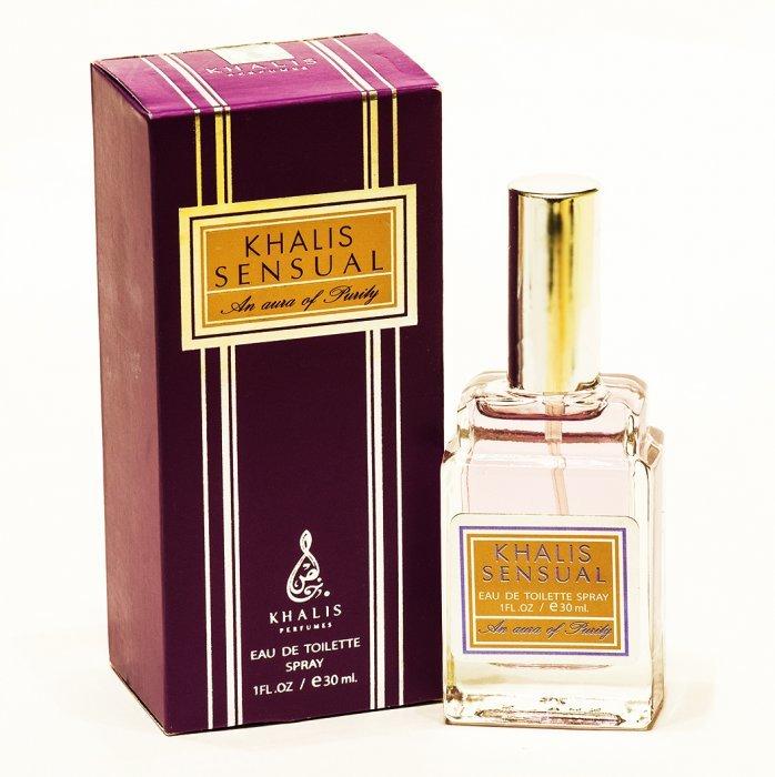 Пробник для Khalis Sensual Кхалис Сенсуал 1 мл спрей от Халис Khalis Perfumes