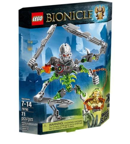 LEGO Bionicle: Череп-Рассекатель 70792 — Skull Slicer — Лего Бионикл