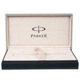 Перьевая ручка Parker Duofold F74 International Black GT перо F (S0690410)