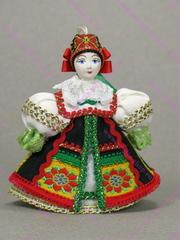 Малая подвесная кукла Чешка