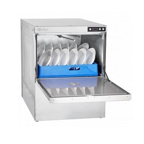 Машина посудомоечная ABAT МПК-500Ф-02, 500 тарелок/час, 590х640(1030)х864 мм, 220/380В