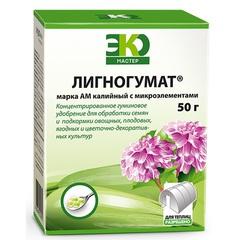 """""""Лигногумат"""" (гумат калия) (50 гр.)"""
