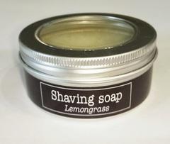 Мыло для бритья Elaia spa Лемонгасс