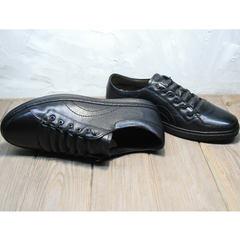 Кроссовки сникерсы мужские демисезонные Novelty 5235 Black