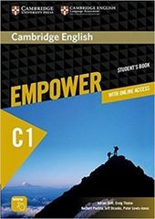 Cambridge English Empower Advanced Student's Book with Online Assessment and Practice, and Online...