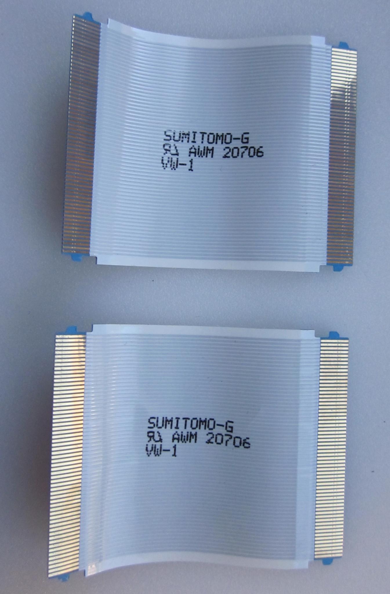 Шлейфы на матрицу T370HW03 V.G