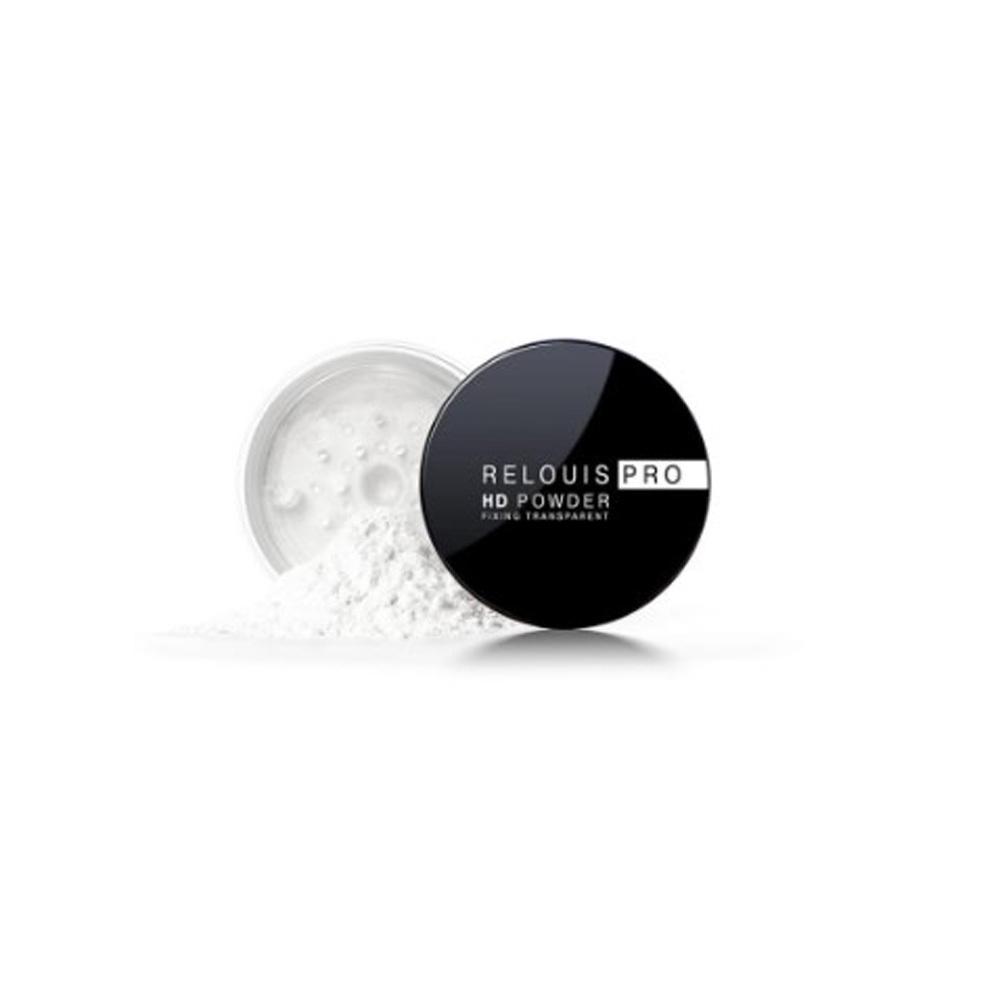 Пудра прозрачная фиксирующая Pro HD Powder