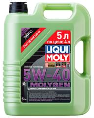 LIQUI MOLY Molygen New Generation 5W-40 5 л