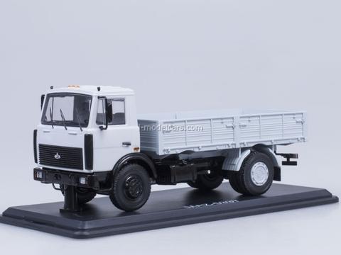 MAZ-5337 board later gray Start Scale Models (SSM) 1:43