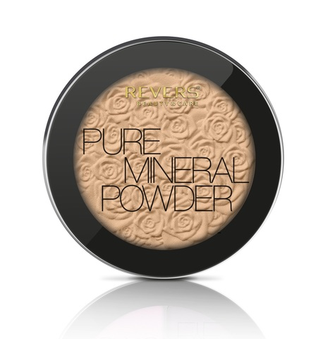 REVERS Пудра 9г MINERAL PURE №03 (*3)