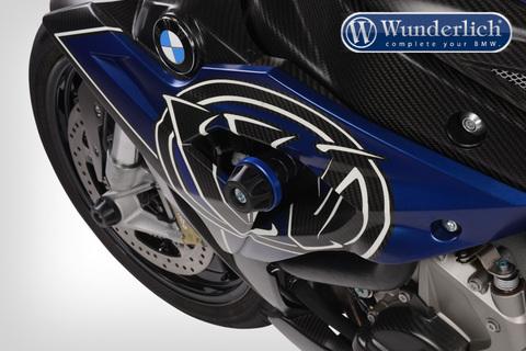 Слайдеры Racing BMW S 1000 R черный/титан