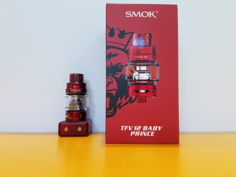 Бак TFV12 Baby Prince by SMOK 22mm 4.5ml