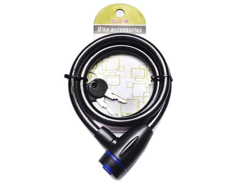 Велозамок для защиты от угона велосипеда: CS-2-12100