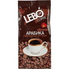Кофе молотый Lebo Classic 100 г (вакуумная упаковка)