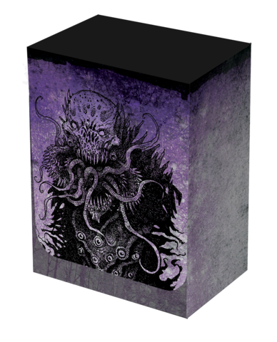 Night is Dark Deck Box