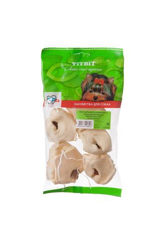 Titbit нос бараний конвертик с рубцом бараньим - мягкая упаковка