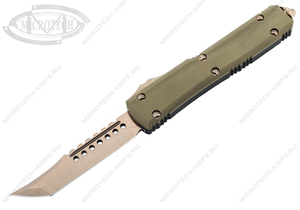 Нож Microtech Ultratech Hellhound 119-13GTOD