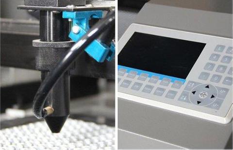 Лазерный гравировальный станок с ЧПУ Ketai Laser 6090, 100 Вт