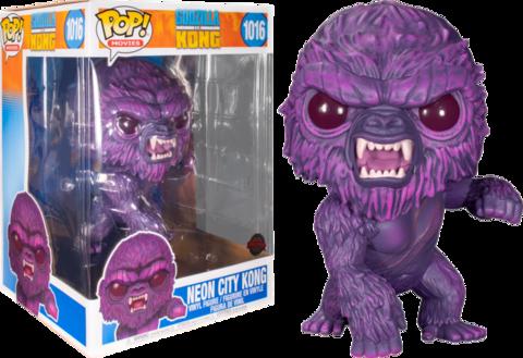 Фигурка Funko Pop! Movies: Godzilla vs Kong - Neon City Kong 10
